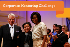MENTOR: The National Mentoring Partnership and The Corporation for National & Community Service to Honor Corporate Mentoring Champions Image