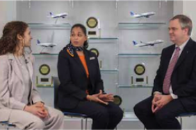JetBlue's Robin Hayes Discusses the Airline's Mission of Inspiring Humanity Image