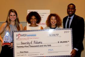 FCA US Supports Diverse Future Business Leaders As Exclusive Sponsor of National Black MBA Association Graduate Student Case Competition Image