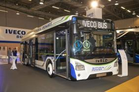 IVECO BUS Wins Record Order to Supply 409 Natural Gas Buses to Paris, France Image
