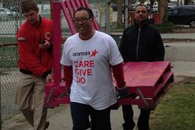City Year, Aramark Extend Partnership and Commitment to Service and Volunteerism Image