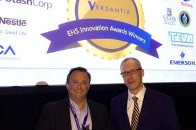 iPoint Customer Emerson Wins EH&S Innovation Award Image