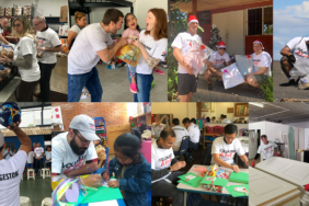 Bridgestone Americas Drives Positive Community Impact through Inaugural Volunteer Week Image