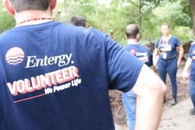 Entergy Recognized Among the Most Community-minded Companies Image
