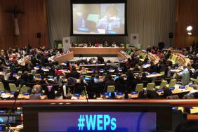 Business Leaders, UN Member States and Civil Society Agree: Gender Equality Critical to Economic Development Image