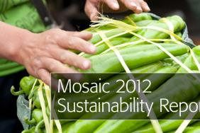 The Mosaic Company Issues Its Third Annual Corporate Sustainability Report Image