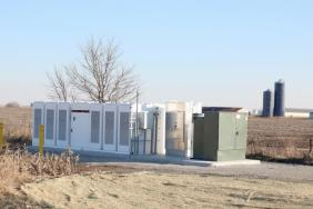 Battery Project Will Stabilize Solar Power Image
