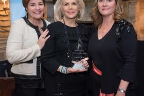 Francine A. LeFrak Honored With the UNFCU Foundation Women's Empowerment Award Image