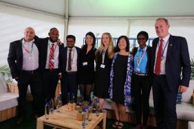 UN Honors Global Competition Winners for Ideas on Protecting the Environment - Inaugural Young Champions of the Earth Celebrated Image