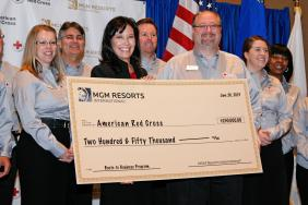 MGM Resorts International Expands Support for Veterans Hiring Program Partnership with American Red Cross Image