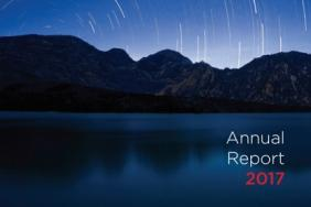 Global Sustain Presents Annual Report 2017 Image
