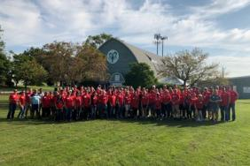 Astellas Celebrates Decade of Service by Volunteering 80,000 Hours to Help Local Communities Image