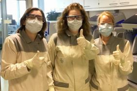 Bayer Employees Volunteer to Conduct SARS-CoV-2 Tests in Newly Established Berlin Laboratory Image