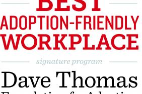 National Survey Recognizes America's Best Adoption Friendly Workplaces Image