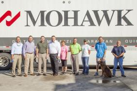 Mohawk Teams Up with Nature's Big Springs Water to Provide Hurricane Harvey Relief in Houston  Image