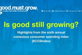 Politics, Violence and Price Tags Creating Drag on Social Responsibility, According to Sixth Annual Conscious Consumer Spending Index (#CCSIndex) Image