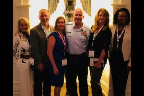 Chevron Receives Freedom Award Image