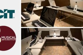 CIT Funds Student Computer Lab With Donation to Musical Arts Institute in Chicago Image