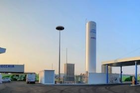 ENGIE and IVECO Inaugurate a New Natural Gas Refueling Station in Turin Italy Image