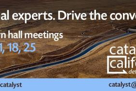 Define Water's Future - Join Global Experts for Catalyst: Virtual Town Halls Beginning Aug 11 Image