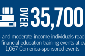 Comerica Bank Promotes Importance of Financial Education Image