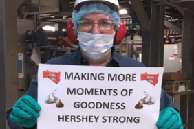 The Hershey Company Commits $1 Million To Production Of Disposable Facemasks Image