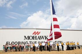 Honoring Employees With Red, White and Blue Image