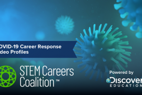 STEM Careers Coalition from Discovery Education Debuts New Video Series Spotlighting Corporate Community Responses to COVID-19 Image
