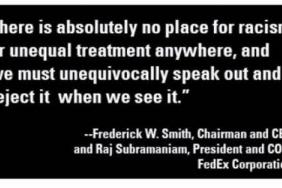 Letter From Frederick W. Smith and Raj Subramaniam to All FedEx Team Members and Global Leadership Image