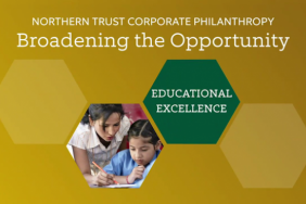 Northern Trust Corporate Philanthropy: Broadening the Opportunity Image