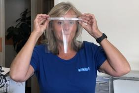 Xylem Delivers More Than 100,000 Face Shields to Front-line Workers Image