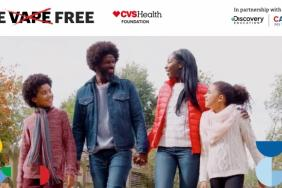 The CVS Health Foundation and CATCH Global Foundation Premier New 'Be Vape Free' Virtual Field Trip April 30th in Partnership with Discovery Education Image