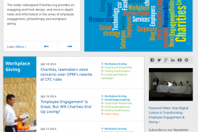 America's Charities Launches New Website with Enhanced Features & Richer Giving Experience Image