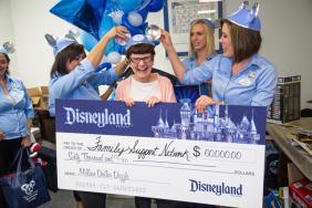 Disneyland Resort Helps Local Community Shine During Diamond Anniversary Image