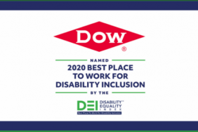 Dow Receives Top Score on 2020 Disability Equality Index for 4th Consecutive Year Image
