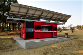 Coca-Cola Launches Global EKOCENTER Partnership to Deliver Safe Drinking Water and Basic Necessities to Rural Communities Image