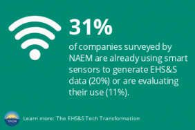 Emerging Technologies Give Environmental, Health and Safety and Sustainability Leaders New Insights into Business Risk Image