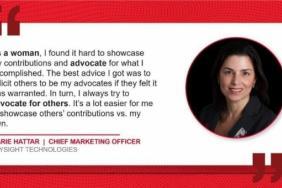 Keysight Technologies Celebrates CMO Marie Hattar for Women's History Month Image