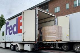 FedEx Custom Critical Helps Dairy MAX 'Moo've Over 8,600 Gallons of Milk Image