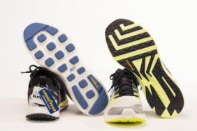 Skechers Collaborates With Goodyear on Footwear Image