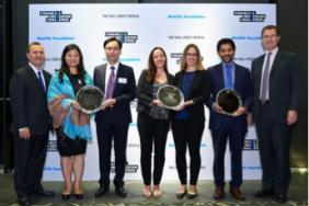 Financial Inclusion Challenge Winners Recognized at Ceremony in Hong Kong Image