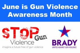 Uniting Americans from Coast to Coast, Red and Blue and Every Color, to End Gun Violence Image