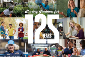 Hershey Releases 2019 Annual Sustainability Report Celebrating 125 Years of Shared Goodness Image