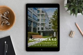 Achieving a 4.0 for Sustainability in Higher Education Image