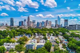 City of Charlotte Recognized as Champion of Trees Image
