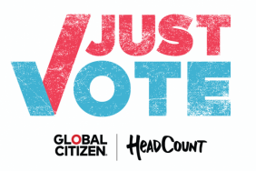 Global Citizen and Headcount Announce 'Just Vote' Campaign to Mobilize Young Voters Image