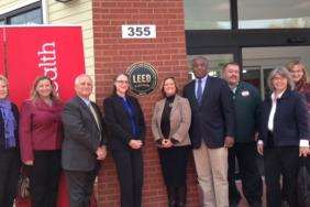 CVS/pharmacy West Haven Store Awarded Leadership in Energy & Environmental Design (LEED) Platinum Certification Image