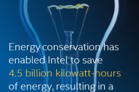 How Intel Reduces Carbon Through Energy Conservation in Manufacturing Image
