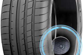 Goodyear Connected Tires Can Reduce Lost Stopping Distance, a Key for EVs, AVs Image