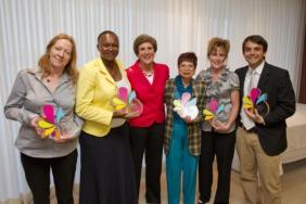 Kraft Foods Employees Honored for Outstanding Volunteer Efforts Around the World Image